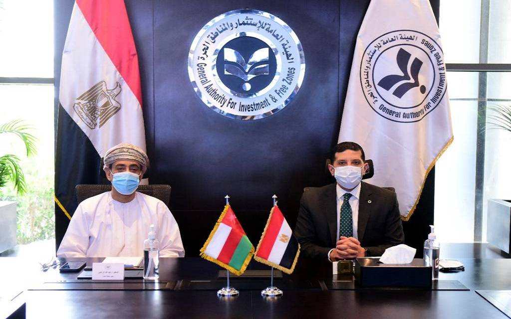 Egypt and Oman agree to hold a business forum to study the implementation of joint projects