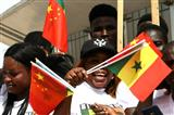 Chinese President in Senegal to sign trade agreements