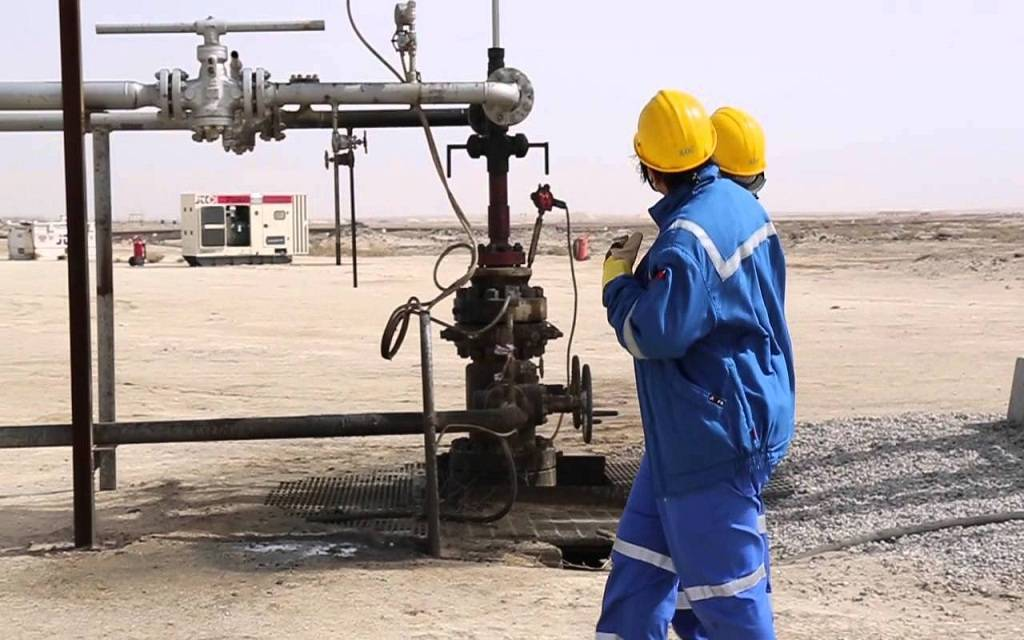 Kuwait Oil Company announces the operation of two gas production plants in Sabriya and west of Rawdatain