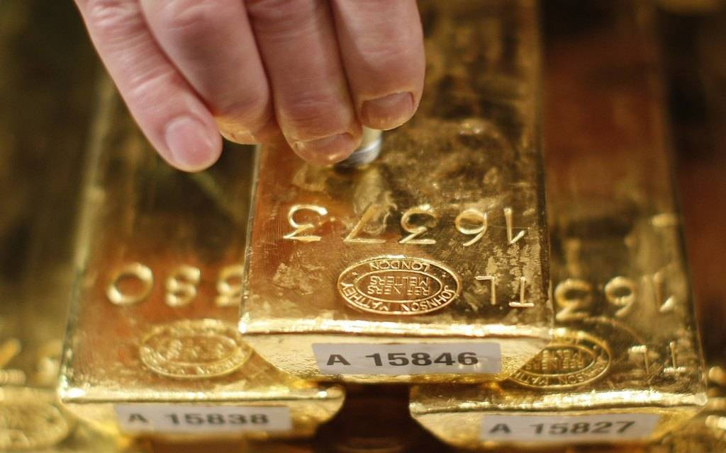 High gold prices with political uncertainty