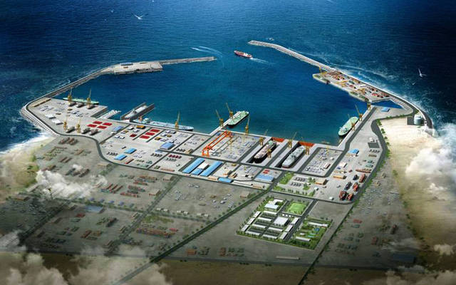 Duqm Port receives one of the largest marine tankers