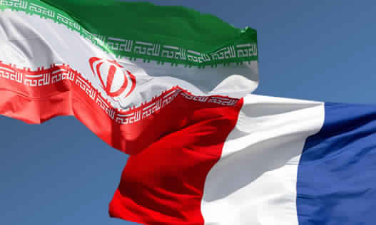 The volume of trade between Iran and France reached 3.8 billion euros in 2017