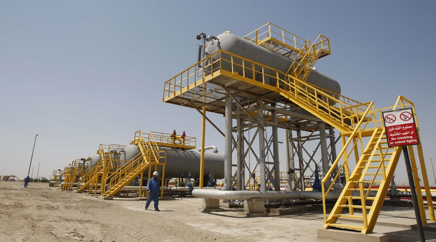 Dhi Qar Oil: An agreement was concluded to drill 20 wells in the Nasiriyah oil field