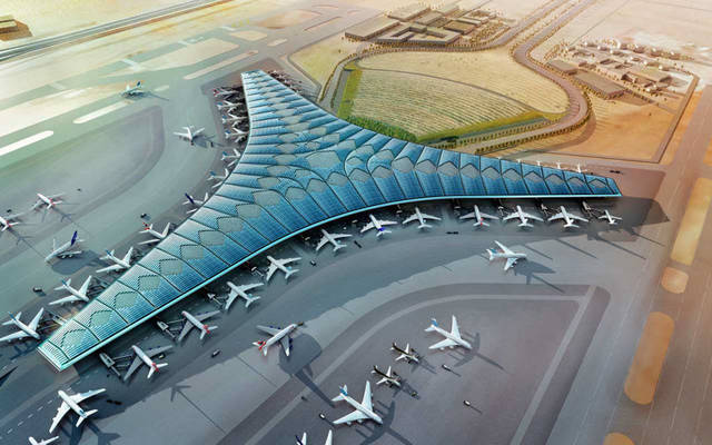 Signing a contract for the purchase of equipment to operate the new control tower at Kuwait International Airport