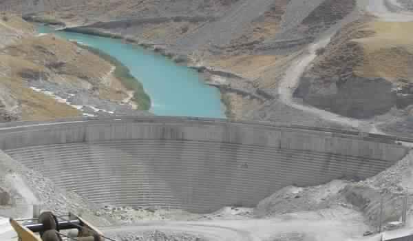 Canceling and suspending the construction of 20 dams in Iran