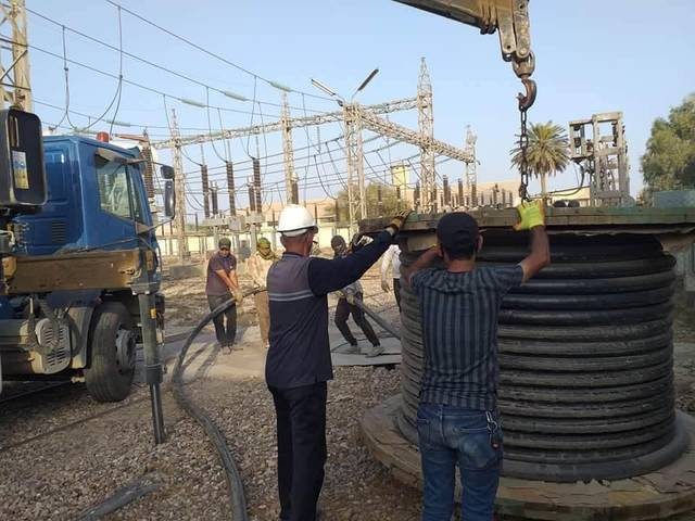 Iraqi Electricity: Importing 650 MW to raise the processing hours