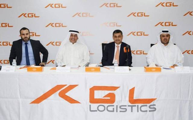 A logistics contract with the Amiri Diwan of 50 million dinars
