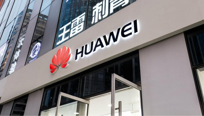 China has officially protested to the United States over Huawei