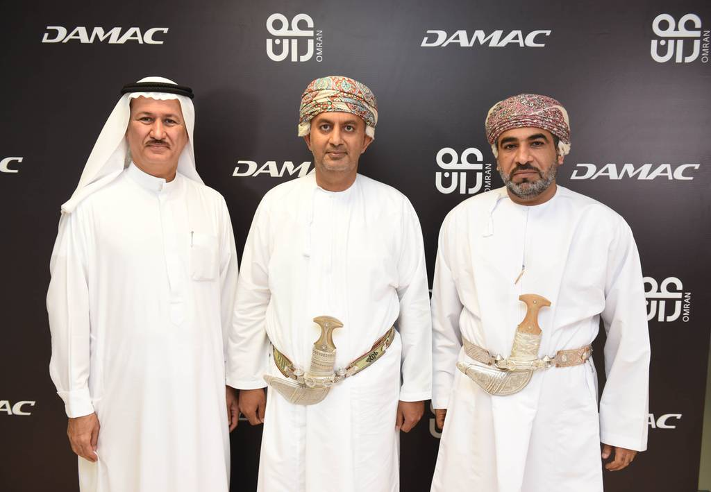 Damak confirms the signing of an agreement to develop a project in Oman with a billion dollars.