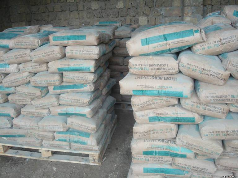 Tajikistan: Cement production soared in first half of 2018