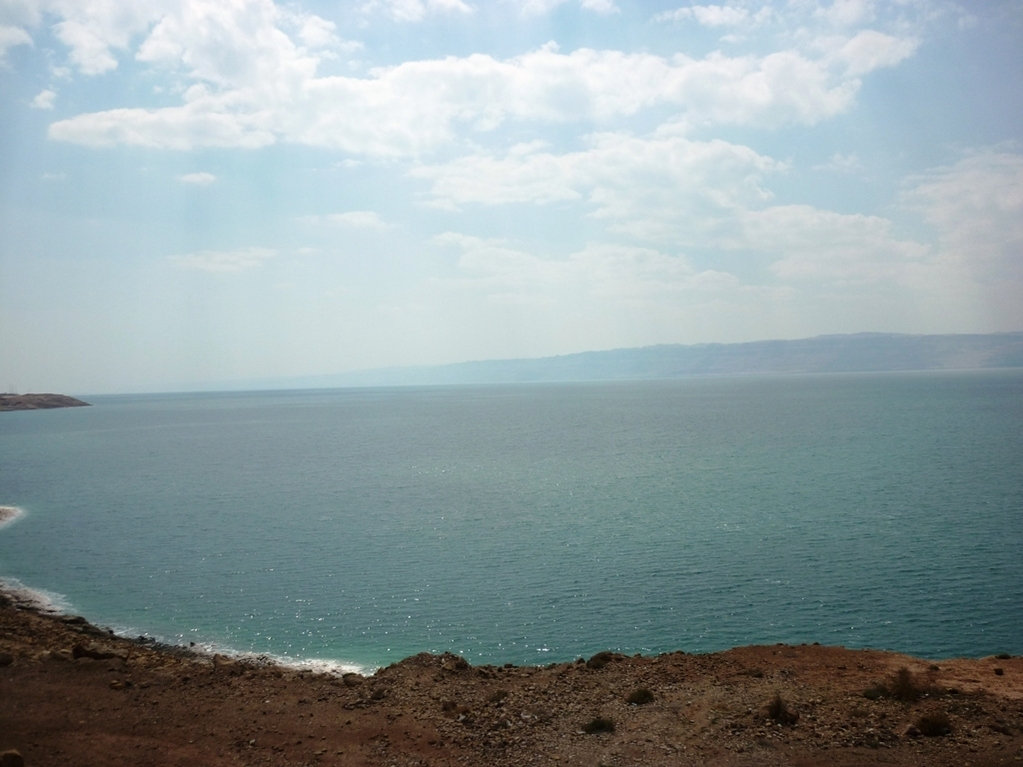 Jordan prevents the import of Dead Sea clay from Syria