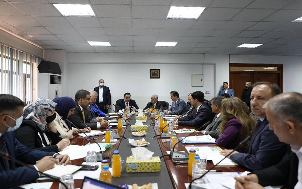 The Iraqi Ministry of Trade is looking to resolve outstanding issues with the Kurdistan Region إقليم