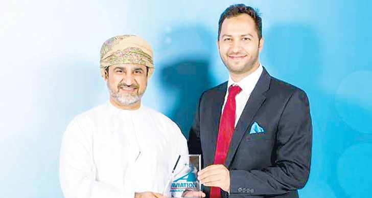 Oman Air wins high appreciation in the category of social responsibility