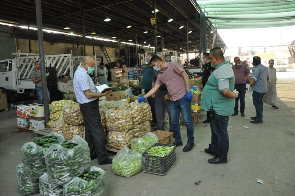 Iraqi planning: a slight rise in the inflation rate during May... and food commodities are declining