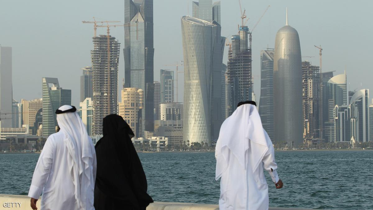 The high cost of insurance on the debts of Qatar