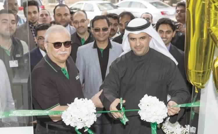 «Mulla Exchange» achieves a new achievement by opening the 75th branch in Kuwait